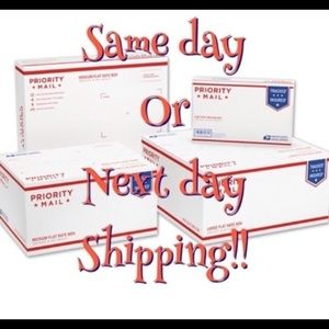 Other - FAST DAILY SHIPPING